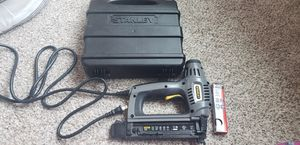 Stanley Nail Gun / Nailer , electric plug in for Sale in San Diego, CA