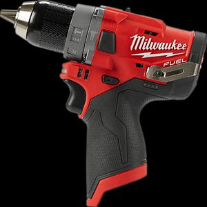 Milwaukee M12 FUEL 12-Volt Lithium-Ion Brushless Cordless 1/2 in. Hammer Drill for Sale in Huntington Beach, CA