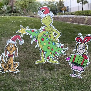 The Grinch, Max And Mary Lou Who for Sale in Norwalk, CA