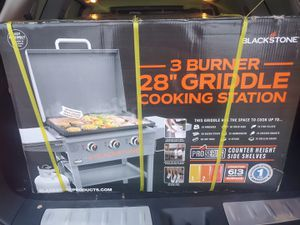 28 inch propane griddle for Sale in Thornton, CO