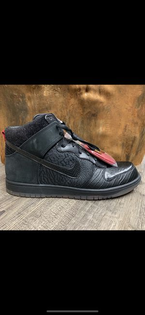 Nike Dunk Mighty Crown 2 20th Anniversary Mens Size 12.5 DS for Sale in Puyallup, WA