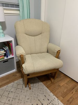 Shermag Glider with Ottoman for Sale in Issaquah, WA