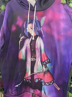 Demonslayer Hoodie Shinobu for Sale in Riviera Beach,  FL