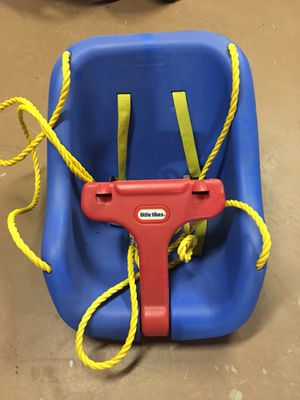 Little tikes swing for Sale in Canton, OH