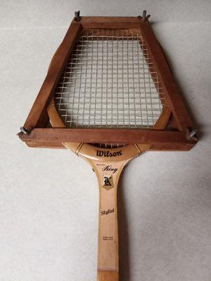 Billie Jean Tennis Racket for Sale in Vancouver, WA