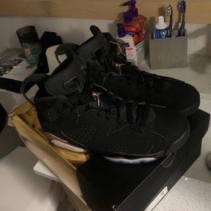 Dmp Retro 6s Worn 1 Time Size 8 for Sale in Hollywood, FL