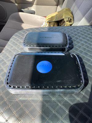 NETGEAR router and modem for Sale in Phoenix, AZ