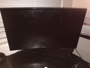 """Samsung Curved Monitor 27"""" for Sale in San Diego, CA"""