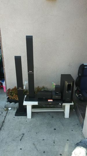 Panasonic suround sound for Sale in Los Angeles, CA