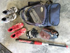 Men's Slowpitch Softball Package for Sale in O'Fallon, IL