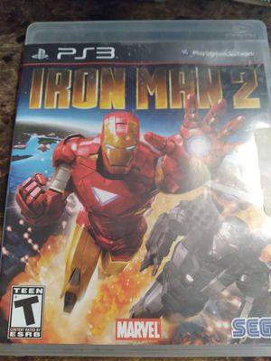 Ps3 Ironman 2 for Sale in North East, MD