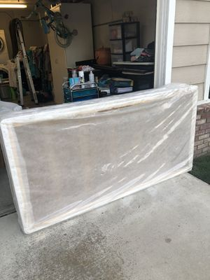 Free twin box spring for Sale in Riverside, CA