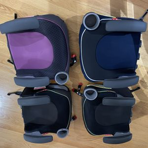 FREE - Graco Booster Seats for Sale in Stow, MA