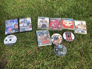 Ps3 and ps2 games for Sale in Chicago, IL