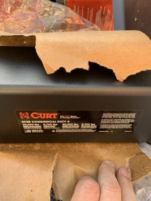 Brand new curt receiver class for Sale in Livermore, CA