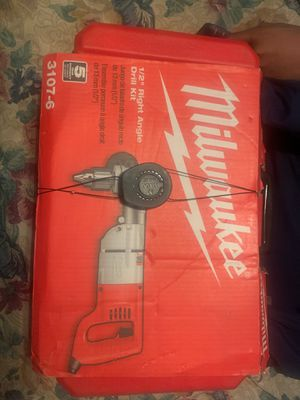 """1/2"""" Right Angle Drill Kit"""" for Sale in Lithonia, GA"""