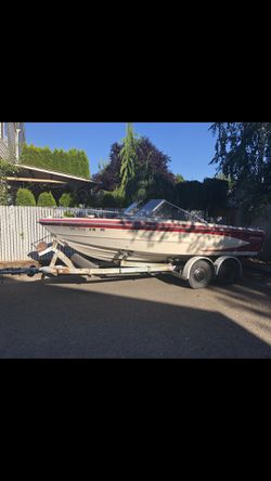 19ft Glastron Boat for Sale in Vancouver,  WA