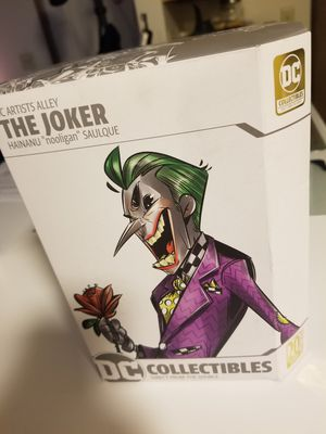 The Joker DC Artists Alley for Sale in Canal Winchester, OH