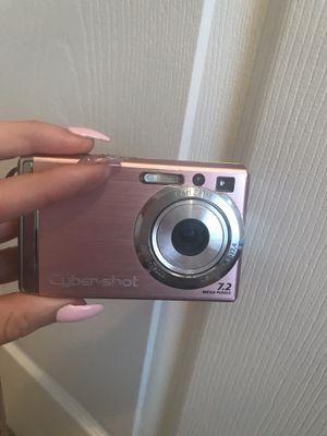 Cybershot Digital Camera 7.2 MP for Sale in Georgetown, KY