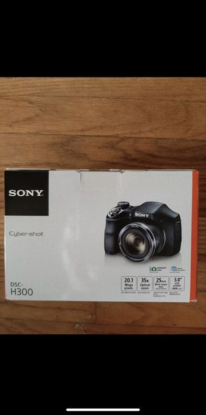 Sony Camera DSC-H300 for Sale in Los Angeles, CA