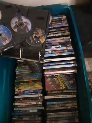 About 600 movies !! 2 blueray DVD player for Sale in Saint Paul, MN