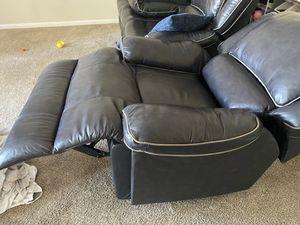 Recliner Sofa Set for Sale in Gaithersburg, MD