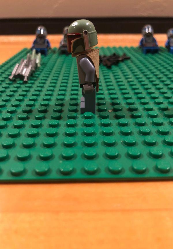 Fort Collins Dealerships >> LEGO Star Wars Mandelorian Mini figure Set (JANGO AND BOBA FETT INCLUDED) for Sale in Fort ...