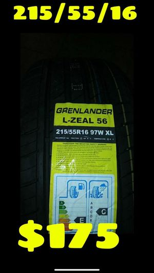 ¡¡¡¡ ALL 4 NEW SET OF TIRES !!!! for Sale in Glendale, AZ