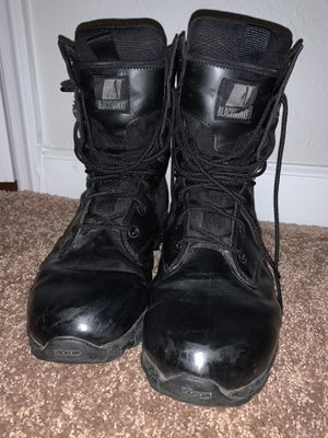 Blackhawk Tactical Boots / Work Boots size 10 lightly used for Sale in Miami Gardens, FL