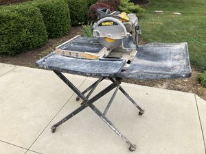 Dewalt Wet Saw for Sale in Grove City, OH