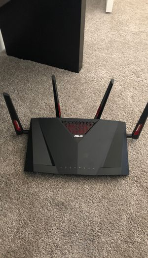 BRAND NEW ASUS ROUTER for Sale in Ridgefield, WA