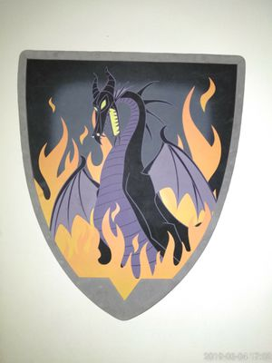 Collectable Disney Foam shield for Sale in Fresno, CA