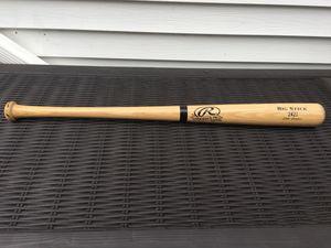 "Kids/Child's Adirondack Pro"" Wooden Baseball Bat for Sale in Dearborn Heights, MI"