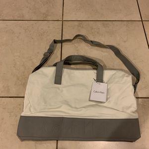 Calvin klein duffle tote beach bag purse - bolsa for Sale in Anaheim, CA
