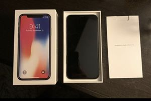iPhone x for Sale in Mesa, AZ