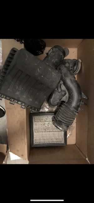2013 f150 oem intake/ filter for Sale in Corona, CA