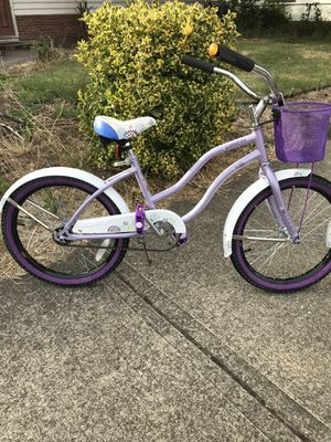 "NICE!! Girls beach cruiser 20"" for sale for Sale in Woodburn, OR"
