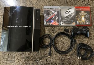 """Sony PlayStation 3 """"DVD stuck inside"""" for Sale in Naugatuck, CT"""