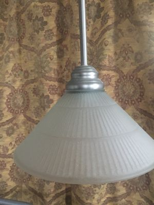 Pendant light set for kitchen for Sale in Snohomish, WA