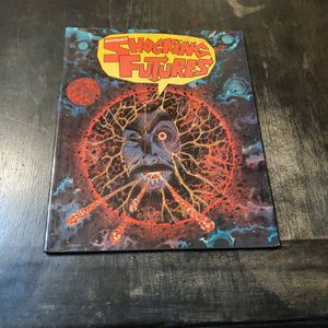 Alan Moore's Shocking Futures First Print/Edition England 1986 Titan Books Graphic Novel. Rare for Sale in Fresno, CA