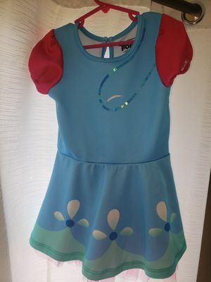 Disney troll dress for Sale in Deltona, FL