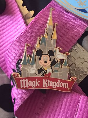 Disney World Magic Kingdom Collectible Pin for Sale in Wantagh, NY