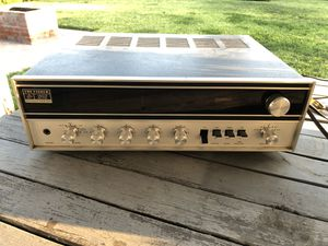 The Fisher 202 vintage stereo receiver for Sale in San Dimas, CA