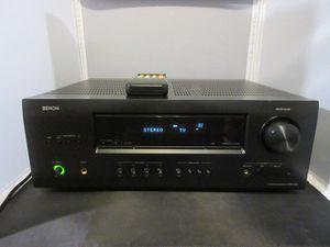 Denon AVR-1312 5.1-Channel A/V Receiver W/Remote. for Sale in West Allis, WI