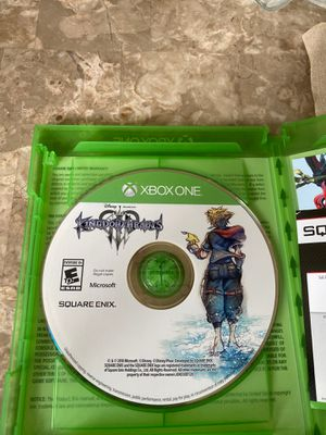 Kingdom heart & epic Mickey games for Xbox one for Sale in Belle Isle, FL