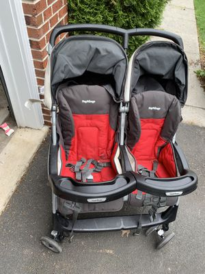 Peg Perego double stroller for Sale in Vienna, VA