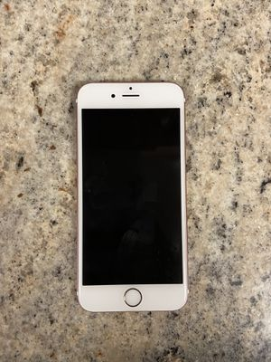 iPhone 6s 16 GB Unlocked for Sale in EASTAMPTN Township, NJ