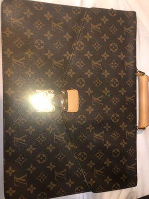 Louis Vuitton Men's laptop case for Sale in Dallas, TX