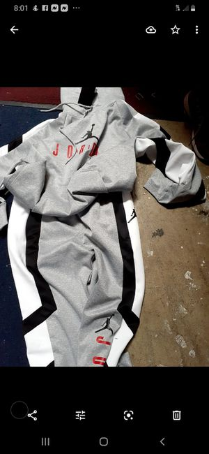 Brand new Jordan sweatsuit for Sale in Baltimore, MD