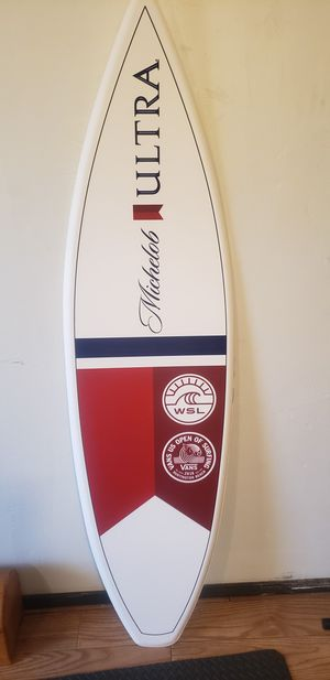 Michelob surfboard beer display for Sale in Chula Vista, CA